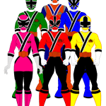 Imagem de Power Rangers – Power Rangers PNG