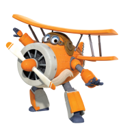 Super Wings - Albert Super Wings