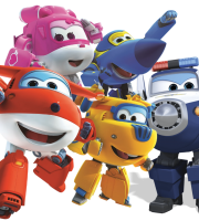 Super Wings - Amigos Super Wings 3