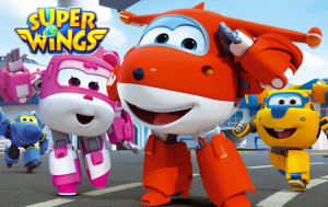 Super Wings - Background Super Wings 9