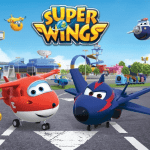 Super Wings – Background Super Wings PNG