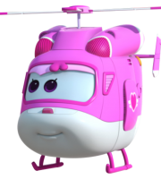 Super Wings - Dizzi Super Wings 2