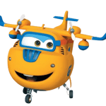 Super Wings – Donnie Super Wings 2 PNG