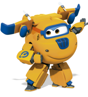 Super Wings - Donnie Super Wings