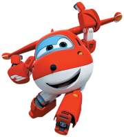 Super Wings - Jett Super Wings 2