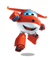 Super Wings - Jett Super Wings 5