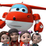 Super Wings – Jett Super Wings 6 PNG