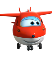 Super Wings - Jett Super Wings
