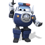 Super Wings – Paul Super Wings PNG