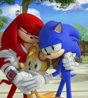 Sonic - Plano de Fundo - Background 4