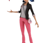 Miraculous As Aventuras de Ladybug – Marinette PNG 02