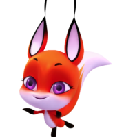 Miraculous As Aventuras de Ladybug - Volpina PNG