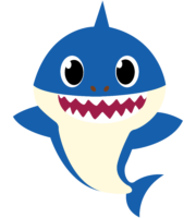 Daddy Shark PNG