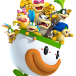 Super Mario – Personagens Super Mario PNG 04