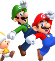 Super Mario - Personagens Super Mario PNG
