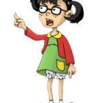 Turma do Chaves – Chiquinha PNG 04