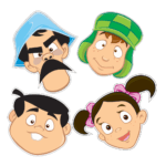 Turma do Chaves – PNG 03