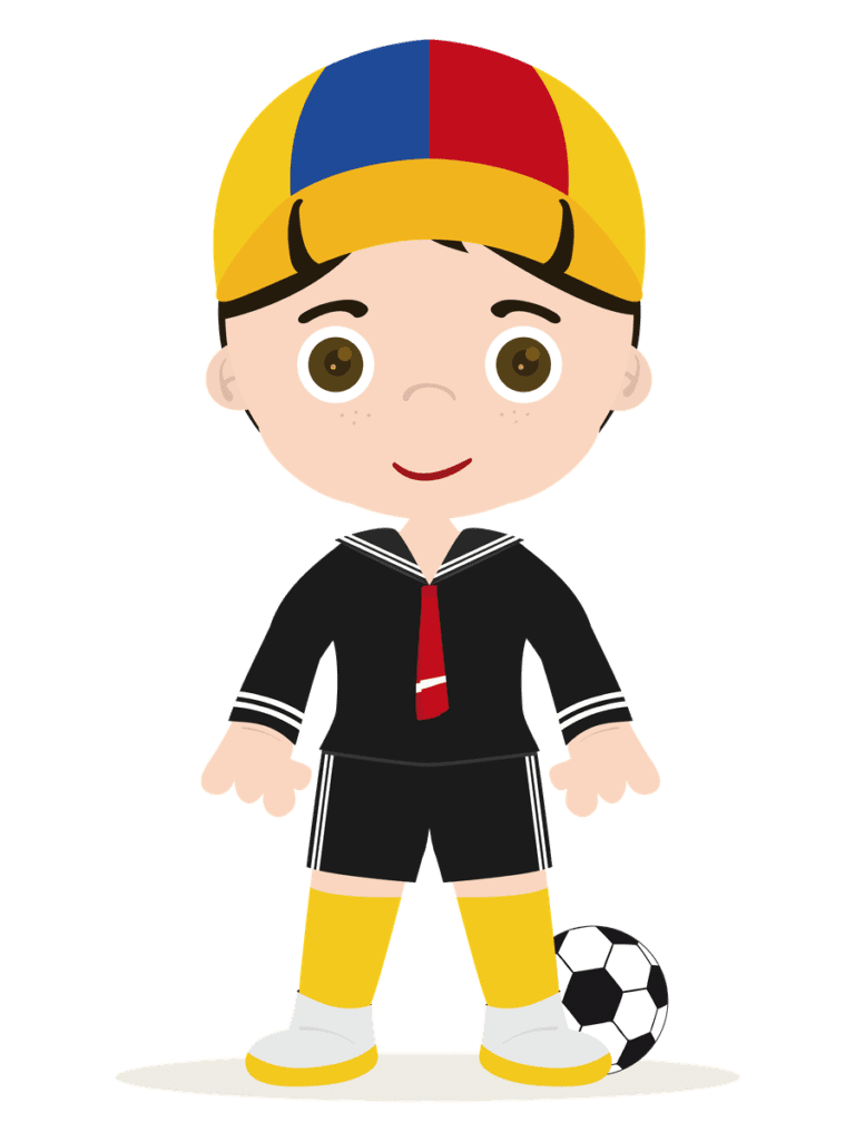 Turma do Chaves - Quico PNG