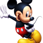 Mickey PNG 01