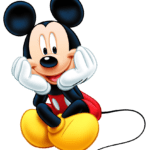 Mickey PNG 23