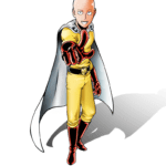 One Punch PNG 02
