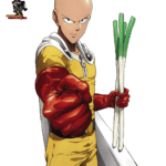 One Punch PNG 05
