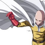 One Punch PNG 11