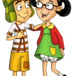 Turma do Chaves – PNG 07