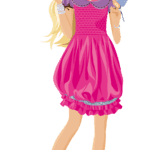 Barbie PNG 12