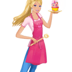 Barbie PNG 13