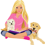Barbie PNG 14