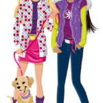 Barbie PNG 15