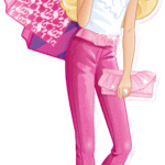 Barbie PNG 16