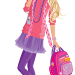 Barbie PNG 19