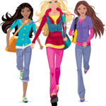 Barbie PNG 37