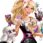 Barbie PNG 39
