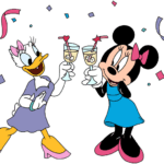 Mickey – Margarida Daisy PNG 23