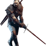 The Witcher PNG