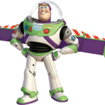 Arquivo Buzz Lightyear Toy Story PNG