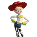 Arquivo Jessie Toy Story PNG