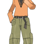 Brock com Fundo Transparente