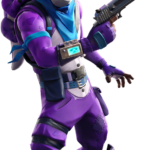 Bronto Outfit Fortnite PNG