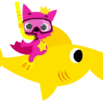 Cartoon Baby Shark PNG