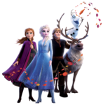 Disney Frozen 2 PNG