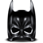 Foto Máscara Batman PNG
