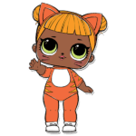 LOL PNG Baby Cat Serie 1