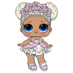 LOL PNG Flower Child Serie 3