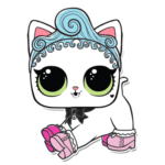LOL PNG Pet Royal Kitty Cat – Pets Lol PNG