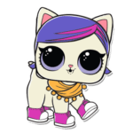 LOL PNG Pet Su Prr Kitty – Pets Lol PNG