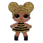 LOL PNG Queen Bee Serie 2